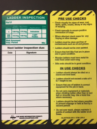 Ladder Inspection Inserts